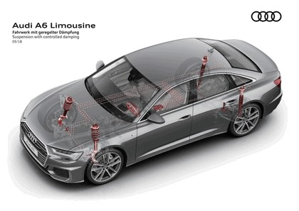 2018 Audi A6 Limousine 100