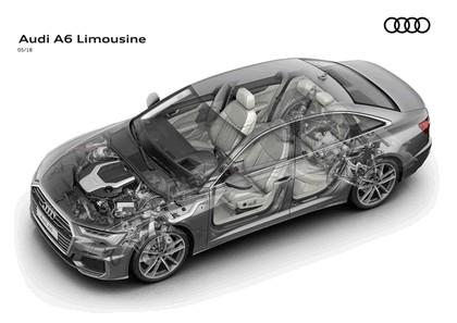 2018 Audi A6 Limousine 101