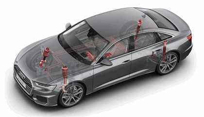 2018 Audi A6 Limousine 102