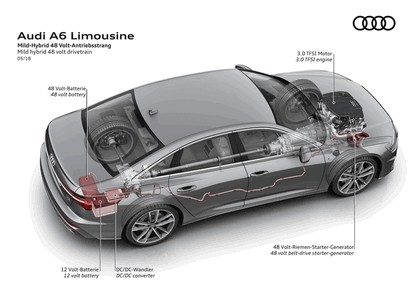 2018 Audi A6 Limousine 104