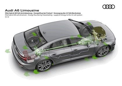 2018 Audi A6 Limousine 105