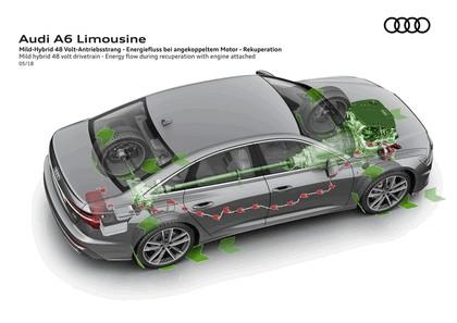 2018 Audi A6 Limousine 107