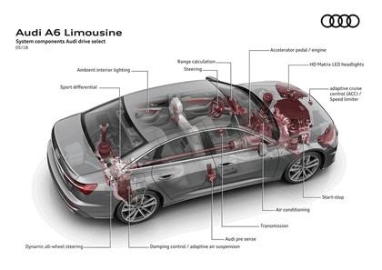 2018 Audi A6 Limousine 109
