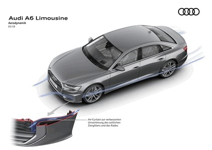 2018 Audi A6 Limousine 114