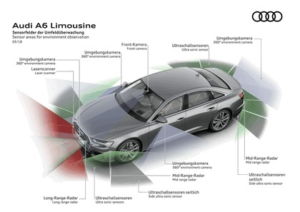 2018 Audi A6 Limousine 119