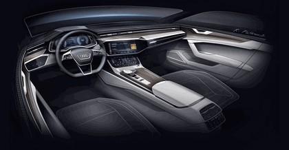 2018 Audi A6 Limousine 134