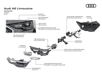 2018 Audi A6 Limousine 148