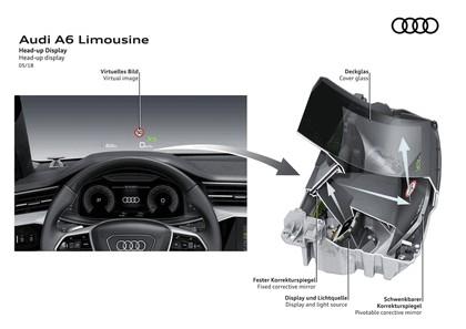 2018 Audi A6 Limousine 157