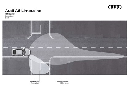 2018 Audi A6 Limousine 164