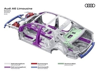 2018 Audi A6 Limousine 167