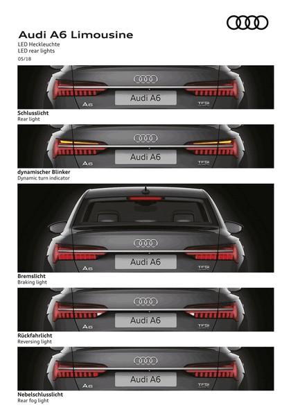 2018 Audi A6 Limousine 170