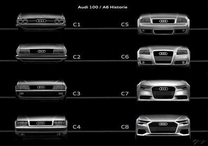 2018 Audi A6 Limousine 171