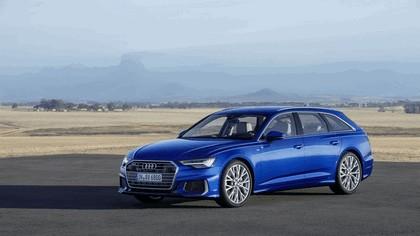 2018 Audi A6 Avant 1