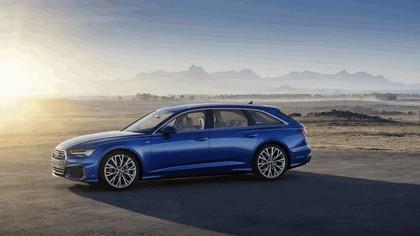 2018 Audi A6 Avant 7