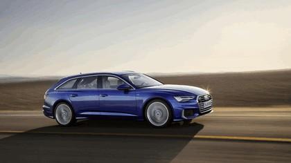2018 Audi A6 Avant 8