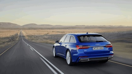 2018 Audi A6 Avant 16