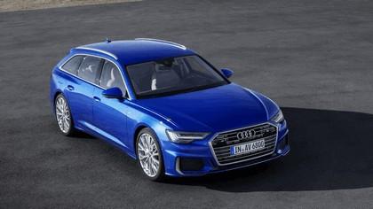 2018 Audi A6 Avant 17