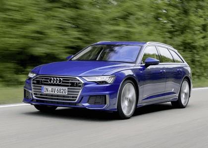 2018 Audi A6 Avant 35