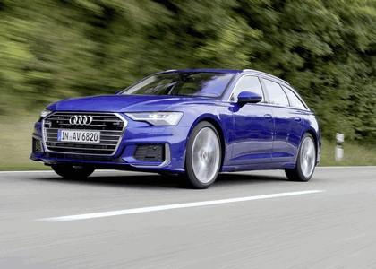 2018 Audi A6 Avant 36