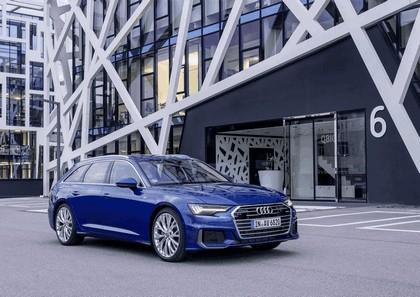 2018 Audi A6 Avant 42