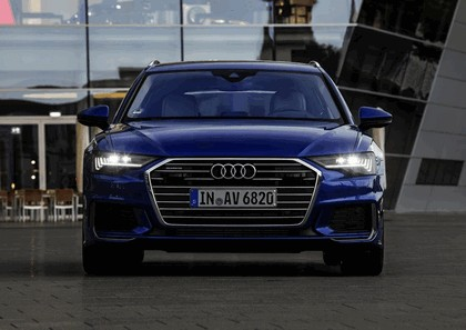 2018 Audi A6 Avant 46