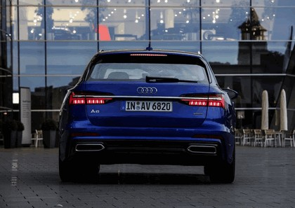 2018 Audi A6 Avant 49