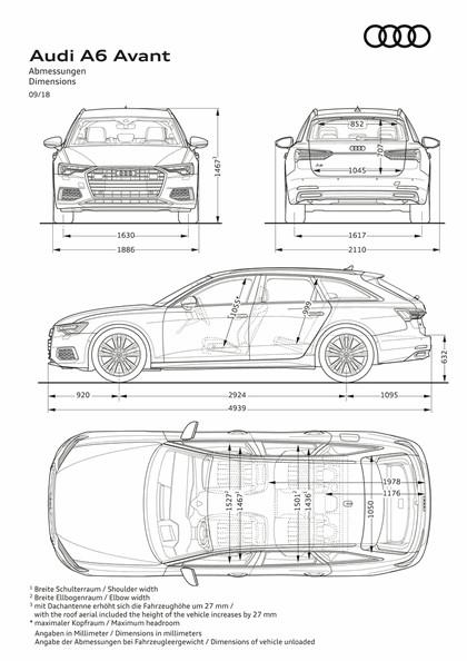 2018 Audi A6 Avant 53