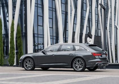 2018 Audi A6 Avant 80
