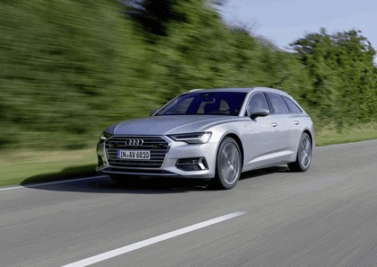 2018 Audi A6 Avant 97