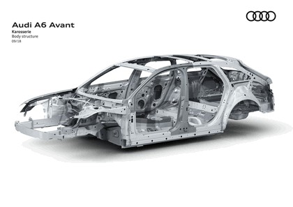 2018 Audi A6 Avant 120