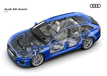 2018 Audi A6 Avant 122