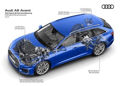 2018 Audi A6 Avant 123
