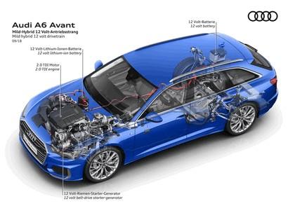 2018 Audi A6 Avant 125