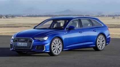 2018 Audi A6 Avant 4
