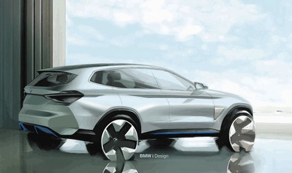 2018 BMW Concept iX3 19