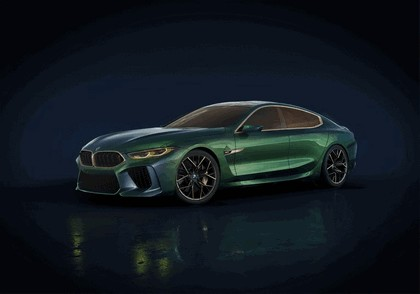 2018 BMW Concept M8 Gran Coupé 1