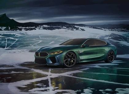 2018 BMW Concept M8 Gran Coupé 4