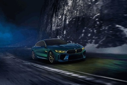 2018 BMW Concept M8 Gran Coupé 7