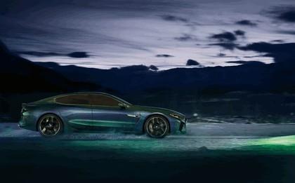 2018 BMW Concept M8 Gran Coupé 8