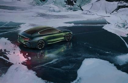 2018 BMW Concept M8 Gran Coupé 12