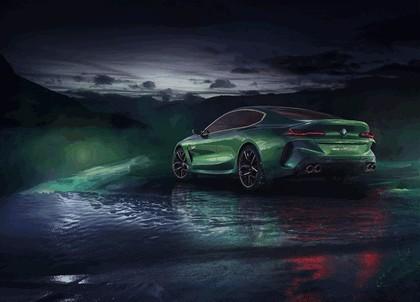 2018 BMW Concept M8 Gran Coupé 13