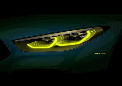 2018 BMW Concept M8 Gran Coupé 16