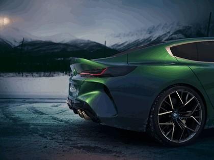 2018 BMW Concept M8 Gran Coupé 17