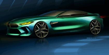2018 BMW Concept M8 Gran Coupé 18
