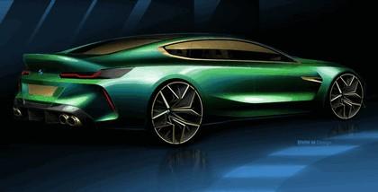 2018 BMW Concept M8 Gran Coupé 19