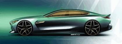2018 BMW Concept M8 Gran Coupé 20