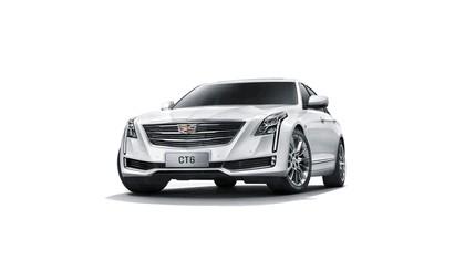 2018 Cadillac CT6 19