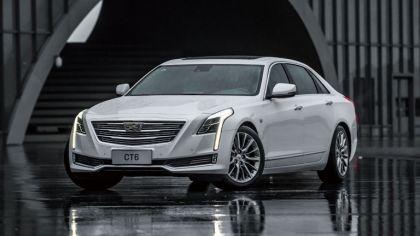 2018 Cadillac CT6 8