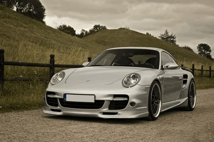 2007 Porsche 911 Turbo coupé by Speedart 1