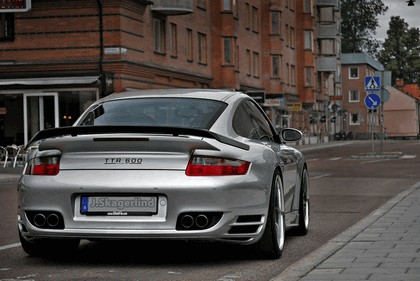 2007 Porsche 911 Turbo coupé by Speedart 4